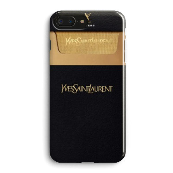 official photos d637f 6abbb Ysl Yves Saint Laurent Cigarettes iPhone 8 Plus Case | Casescraft