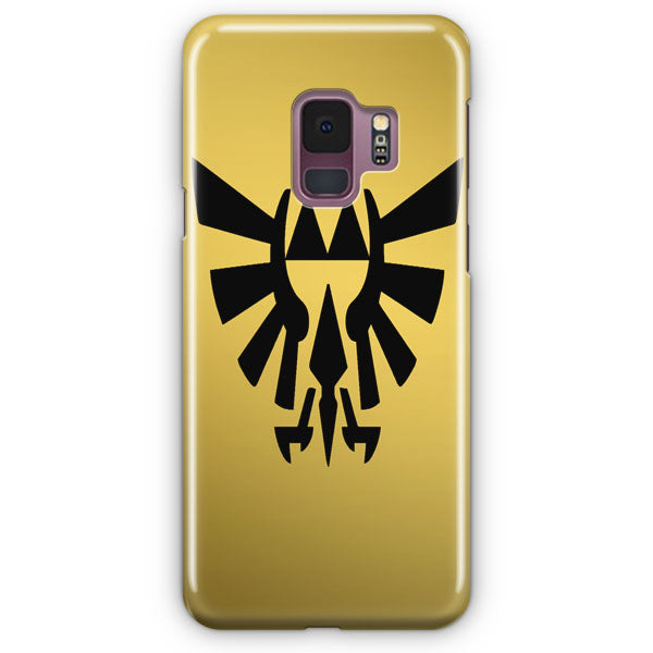 Zelda Triforce Samsung Galaxy S9 Plus Case | Casescraft