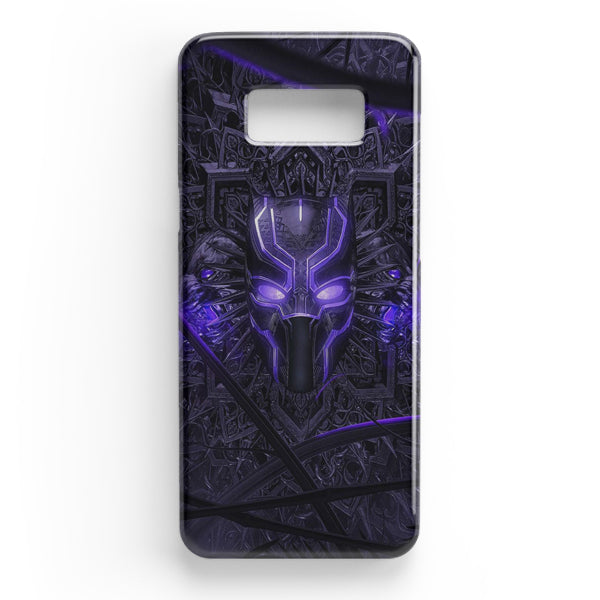 Marvel Black Panther Mask Samsung Galaxy S8 Plus Case | Casescraft