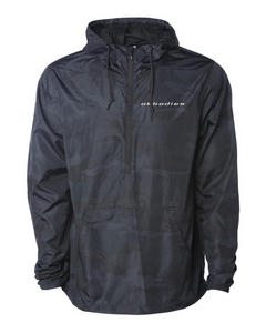 Lightweight Windbreaker Pullover