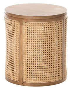 Santali Round Side Table