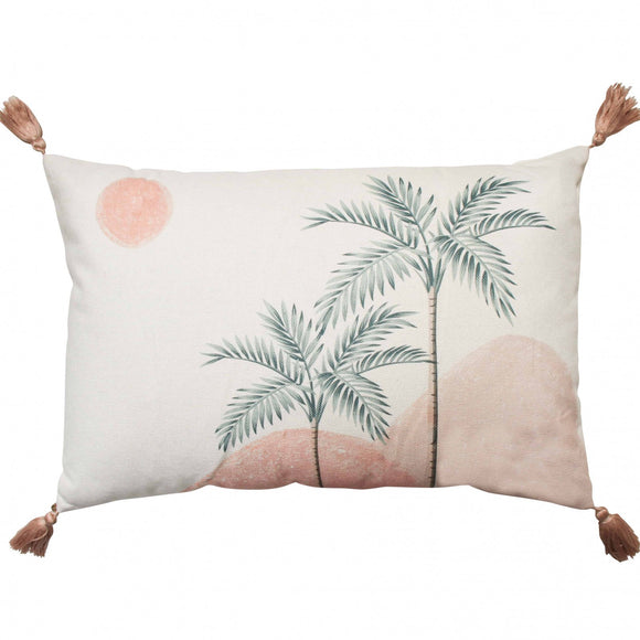 Desert Oasis Cushion