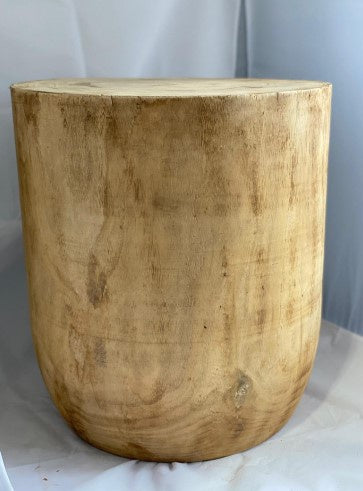 Wooden Stool Solid Timber