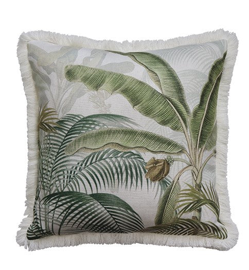 Tanna Green Cushion