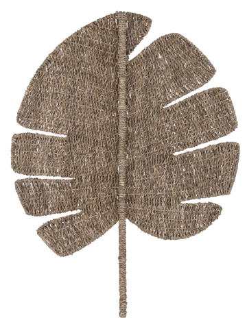 Antigua Wall Decor - Leaf