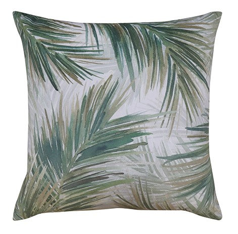 Shangri-La Light Velvet Cushion