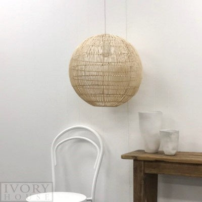 Kudu Ball Lightshade