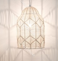 Kudu Lightshade - Small Natural