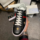 Buy first copy Gucci Ace Bees & Stars Embroidered Sneakers shoes online | DOPESHOP