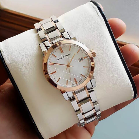 Buy first copy Burberry watch online | DOPESHOP
