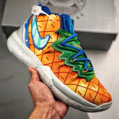 Buy first copy Nike Kyrie 5 Pineapple shoes online | DOPESHOP