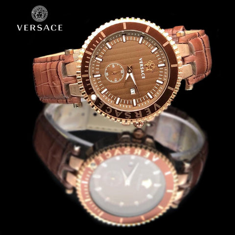 Buy first copy Versace Quartz Unisex watch online | DOPESHOP