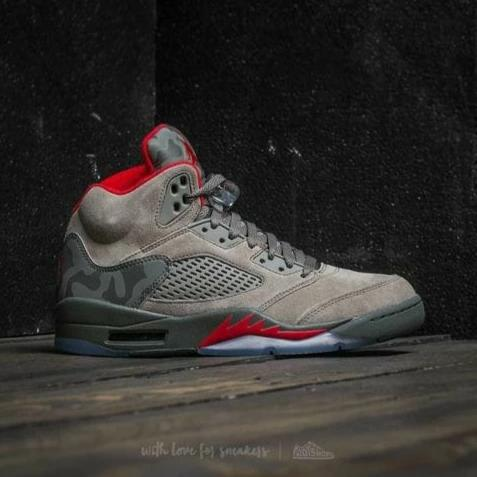 Buy first copy Air Jordan 5 Retro shoes online_dopeshop