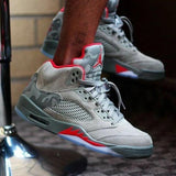 AIR JORDAN RETRO 5 [DARK STUCCO]