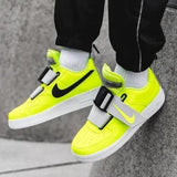 Buy first copy Nike Air Force Utility Volt shoes online | DOPESHOP