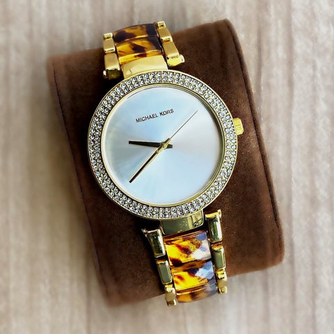 Buy first copy Michael Kors watch online | DOPESHOP