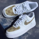 NIKE AIR FORCE 1 X GUCCI GG