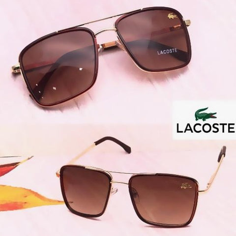 Buy first copy Lacoste square sunglasses online | DOPESHOP