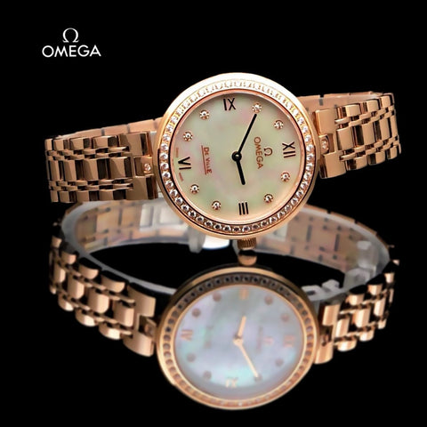 Buy first copy Omega De Ville watch online | DOPESHOP