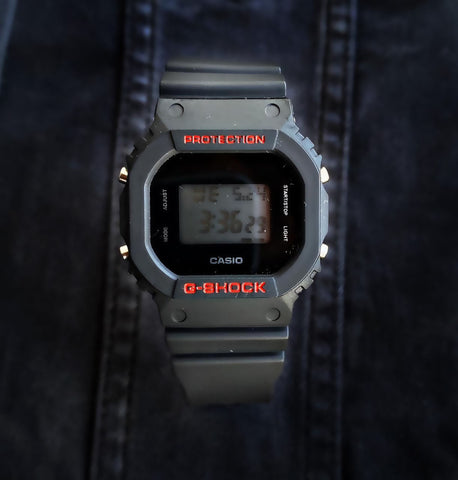 Buy first copy G-Shock GA-5600 watch online | DOPESHOP