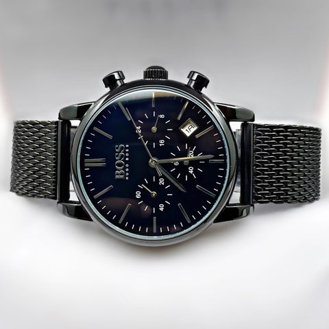 Buy first copy Hugo Boss watch online | DOPESHOP]