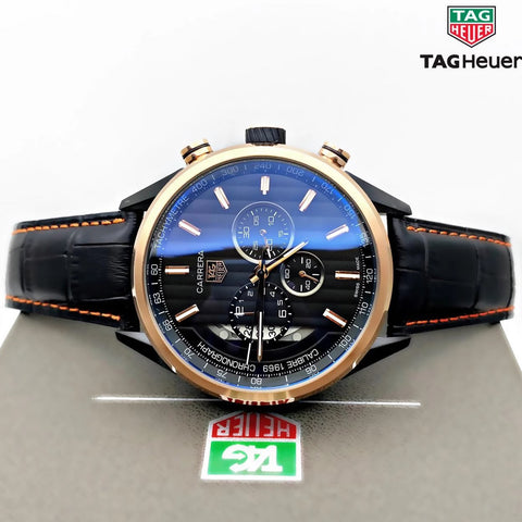Buy first copy TAG Heuer Carrera watch online | DOPESHOP