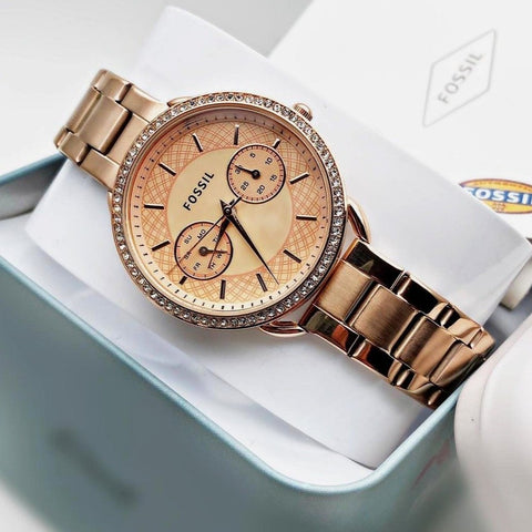Buy first copy Fossil Tailor ES-4396 watch online | DOPESHOP