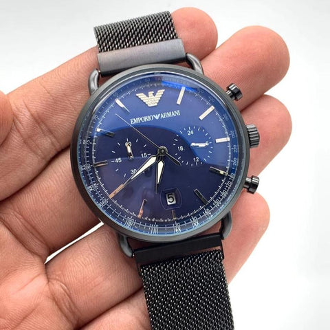 Buy first copy Emporio Armani watch online | DOPESHOP