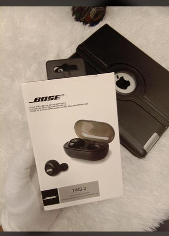 Buy first copy Bose TWS 2 Wireless Earbuds online | DOPESHOP