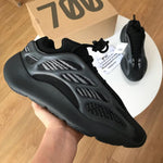 Buy first copy Adidas Yezzy Boost 700 V3 Azael Black shoes online | DOPESHOP