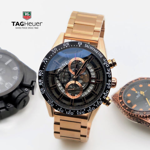 Buy first copy TAG Heuer Carrera Heuer 01 watch online | DOPESHOP