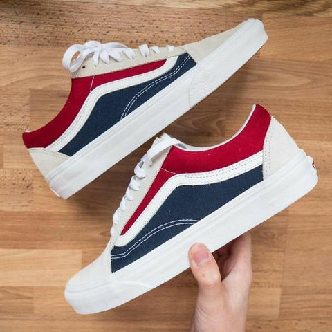 Buy first copy Vans Old Skool Retro Block shoes online | DOPESHOP