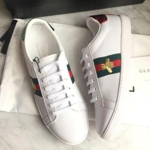 Buy first copy Gucci  Honey Bee - Sneakers shoes online | DOPESHOP