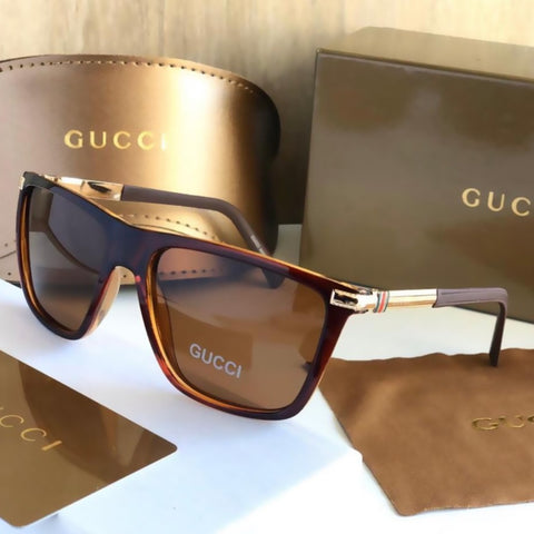Buy first copy Gucci Rectangular sunglasses online | DOPESHOP