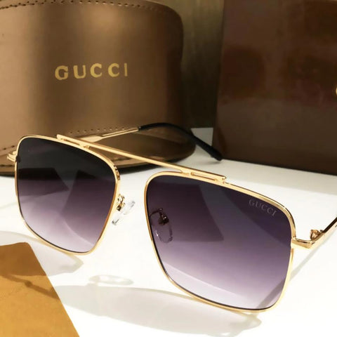 Buy first copy Gucci Square sunglasses online | DOPESHOP