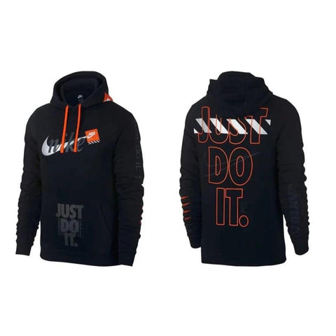 NIKE JUST DO IT HOODIE [BLACK]