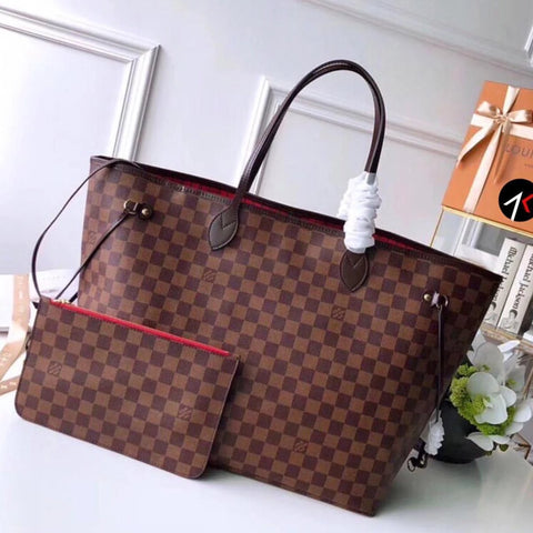Buy first copy Louis Vuitton Never Full with Pouch bags online | DOPESHOP
