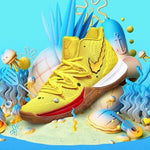 Buy first copy Nike Kyrie 5x Spongebob Shoes online | DOPESHOP