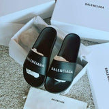 Buy first copy Balenciaga flip flop online | DOPESHOP