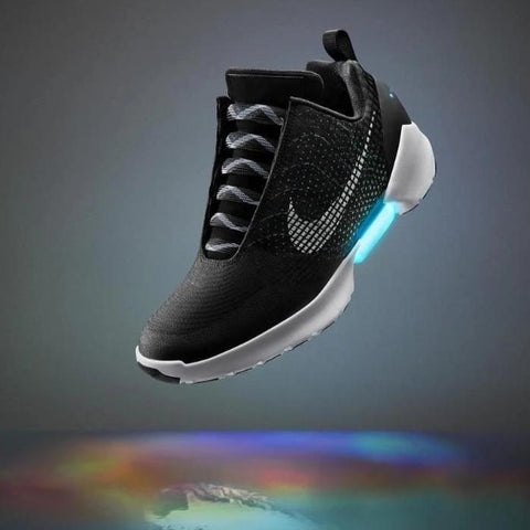 Buy first copy Nike Hyper Adapt LED Close shoes online | DOPESHOP