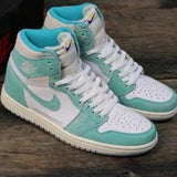 Buy first copy Nike Air Jordan Retro 1 OG Turbo Shoes online | DOPESHOP