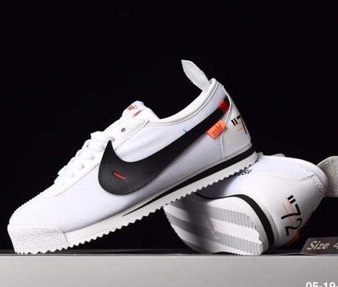 NIKE X OFF WHITE CORTEZ