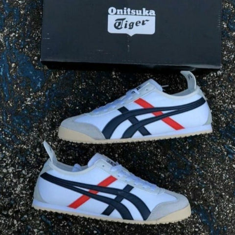 Buy first copy Onitsuka Tiger Maxico Beige Shoes shoes online | DOPESHOP