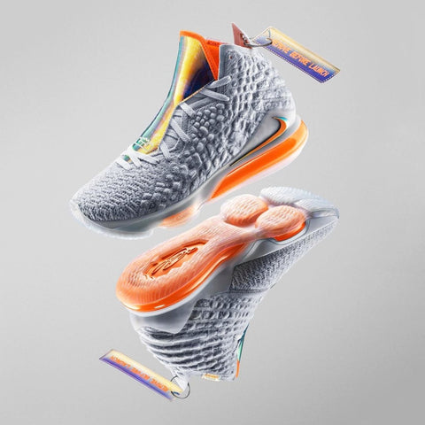 Buy first copy Nike Labron 17 Future Air shoes online | DOPESHOP