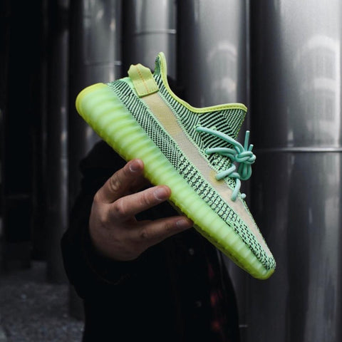 Buy first copy Adidas Yezzy Boost 350 V2 Yeezreel online | DOPESHOP