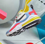 NIKE AIR MAX 270 REACT 'BAUHAUS' SNEAKERS