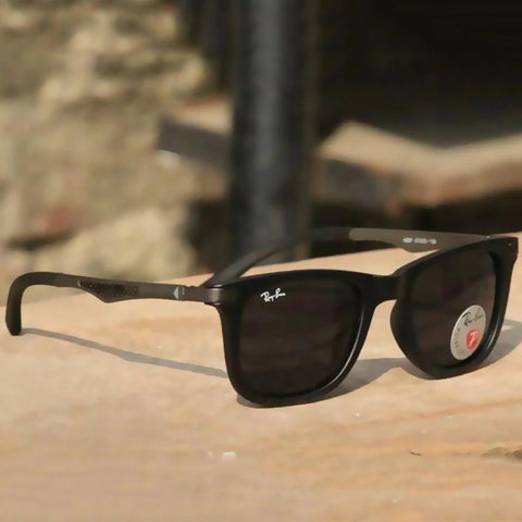 Buy first copy Rayban Polarized Wayfarer sunglasses online | DOPESHOP
