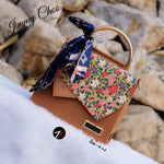 Buy first copy Jimmy Choo Flower Sling Bags online | DOPESHOP