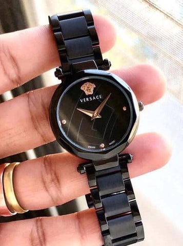 Versace womens first copy watch online | Dopeshop