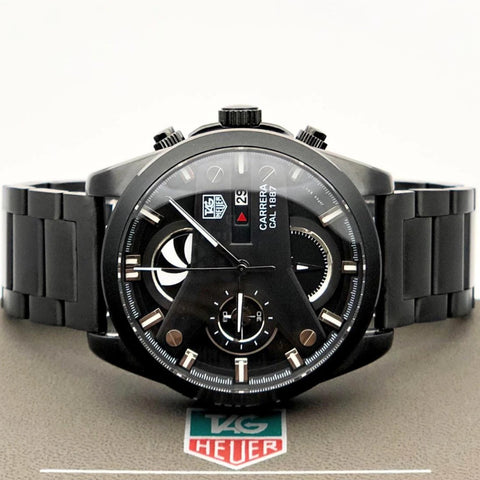 Buy first copy TAG Heuer Carrera CAL 1887 watch online | DOPESHOP